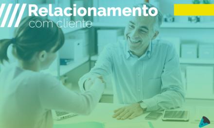 Como o relacionamento com cliente reflete nos resultados de vendas?