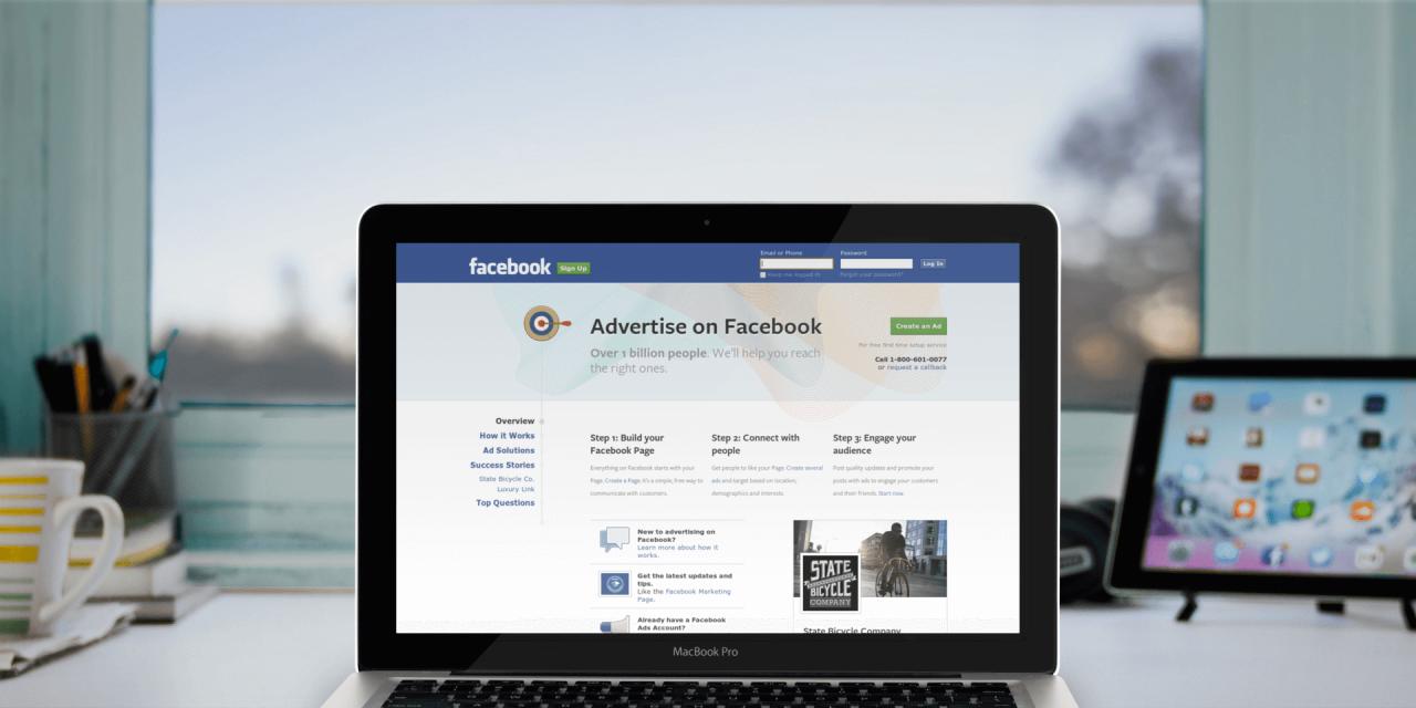 Facebook Ads: 6 coisas para saber antes de anunciar