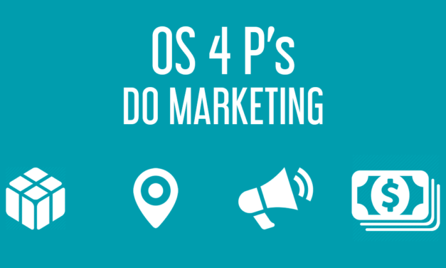 O que são e para que servem os 4 P's do marketing?