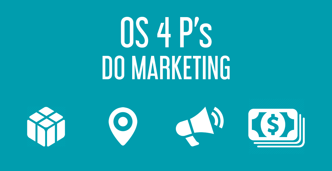 O que são e para que servem os 4 P's do marketing?