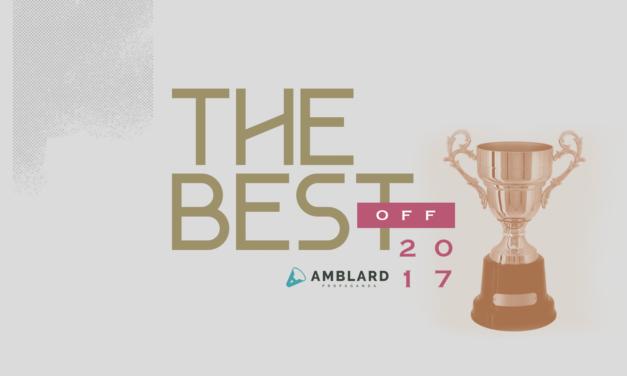 The best of 2017: Amblard – Vem ver tudo o que rolou aqui!