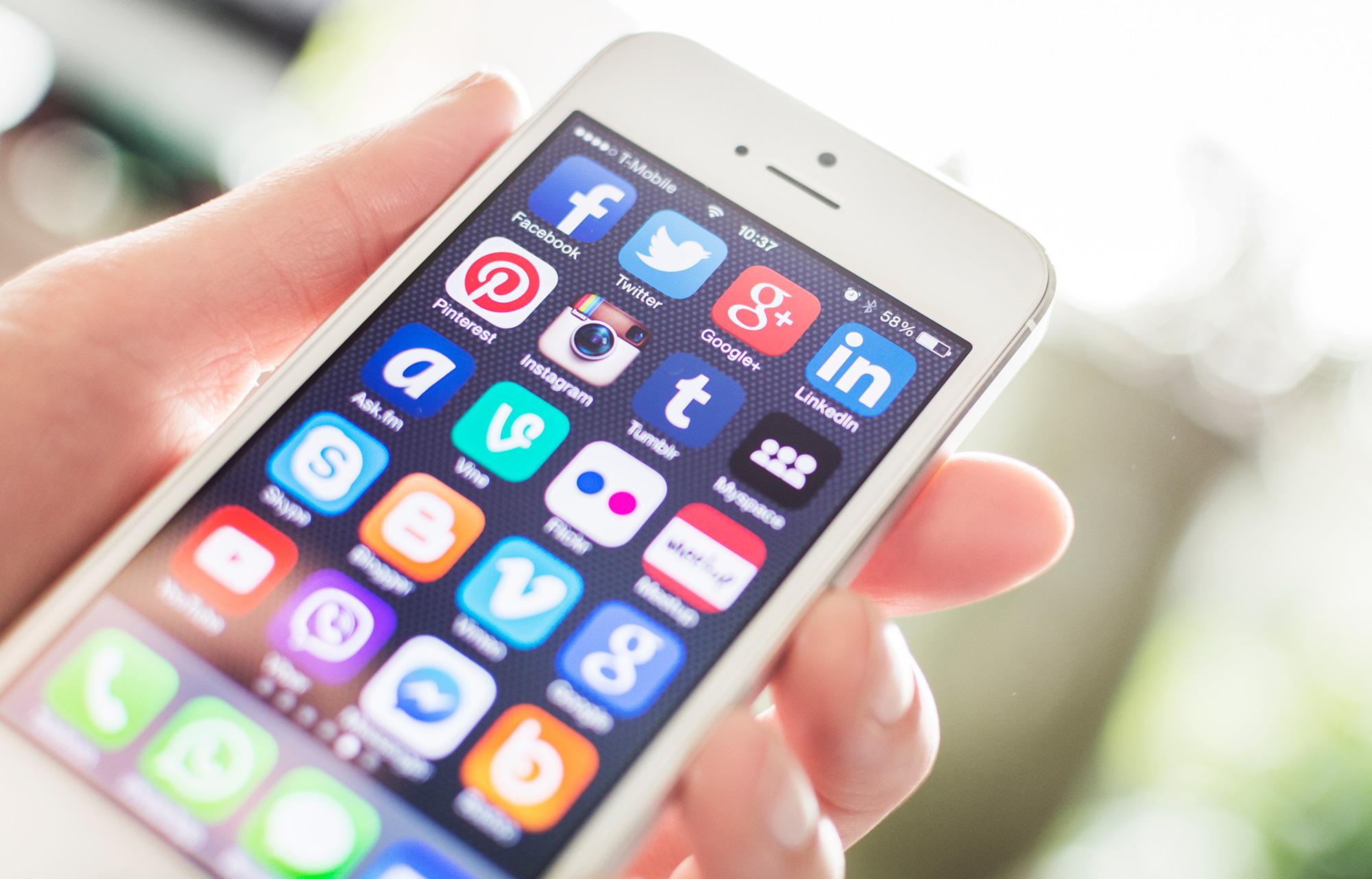20 estatísticas das redes sociais que você precisa saber!