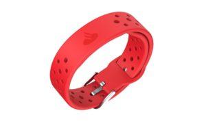 Wearable, pulseira para transações digitais lançada pelo Santander.