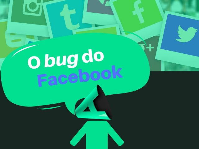 O que a falha do Facebook nos mostrou