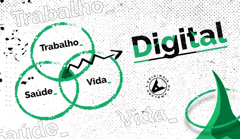 Será que você está precisando de uma Desintoxicação Digital?