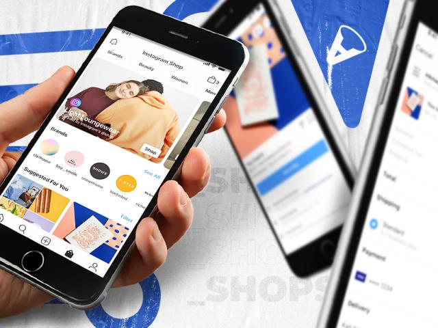 Conheça a novidade: recurso para vendas online Facebook Shops
