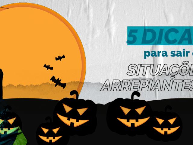 O Halloween e as situações arrepiantes que toda agência tem! ;)